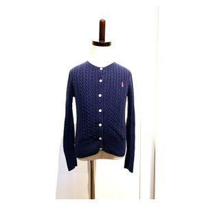 Polo by Ralph Lauren cotton cardigan